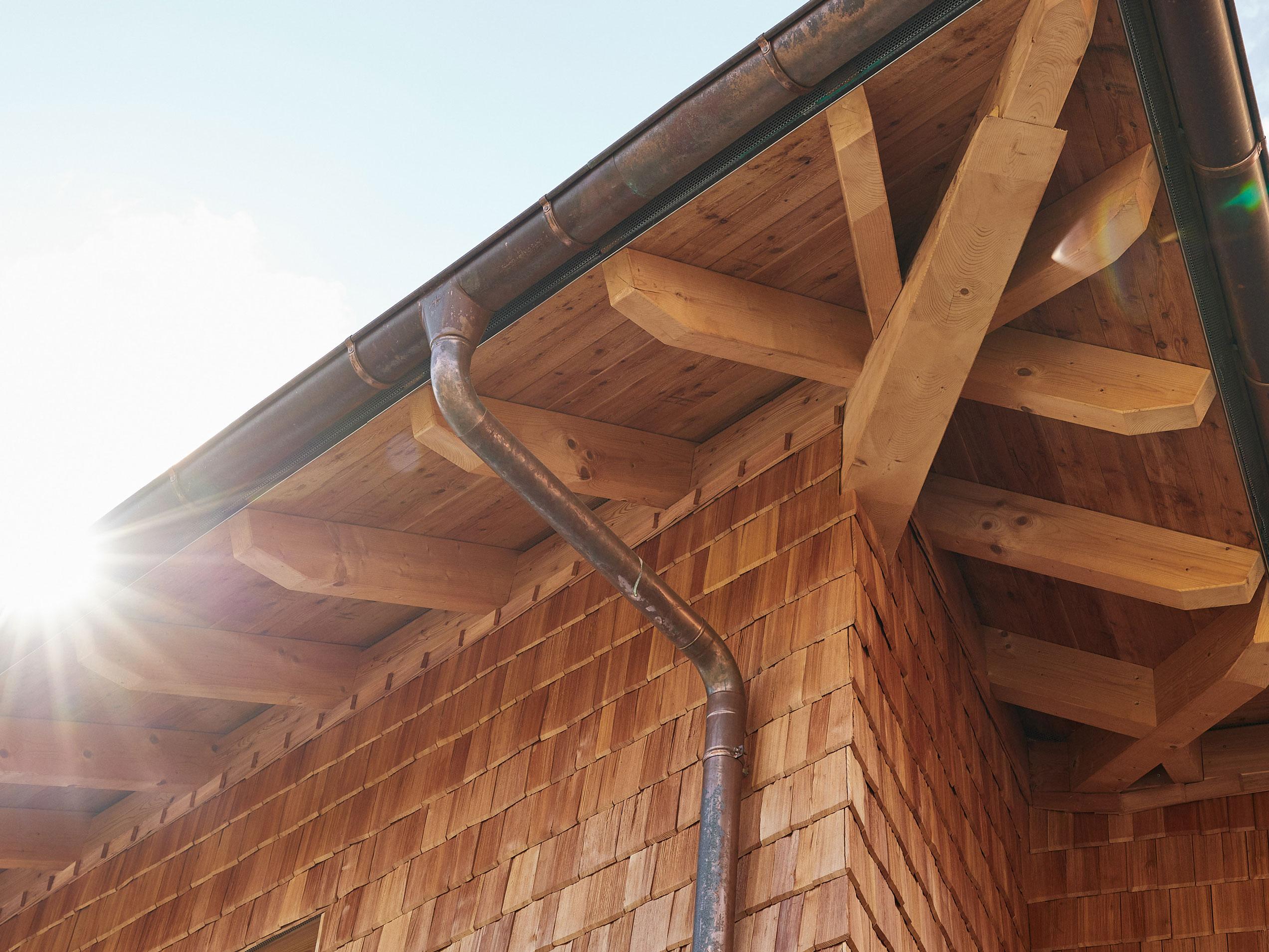 Holzbau Eiler - Holzbau, Spenglerei, Schreinerei