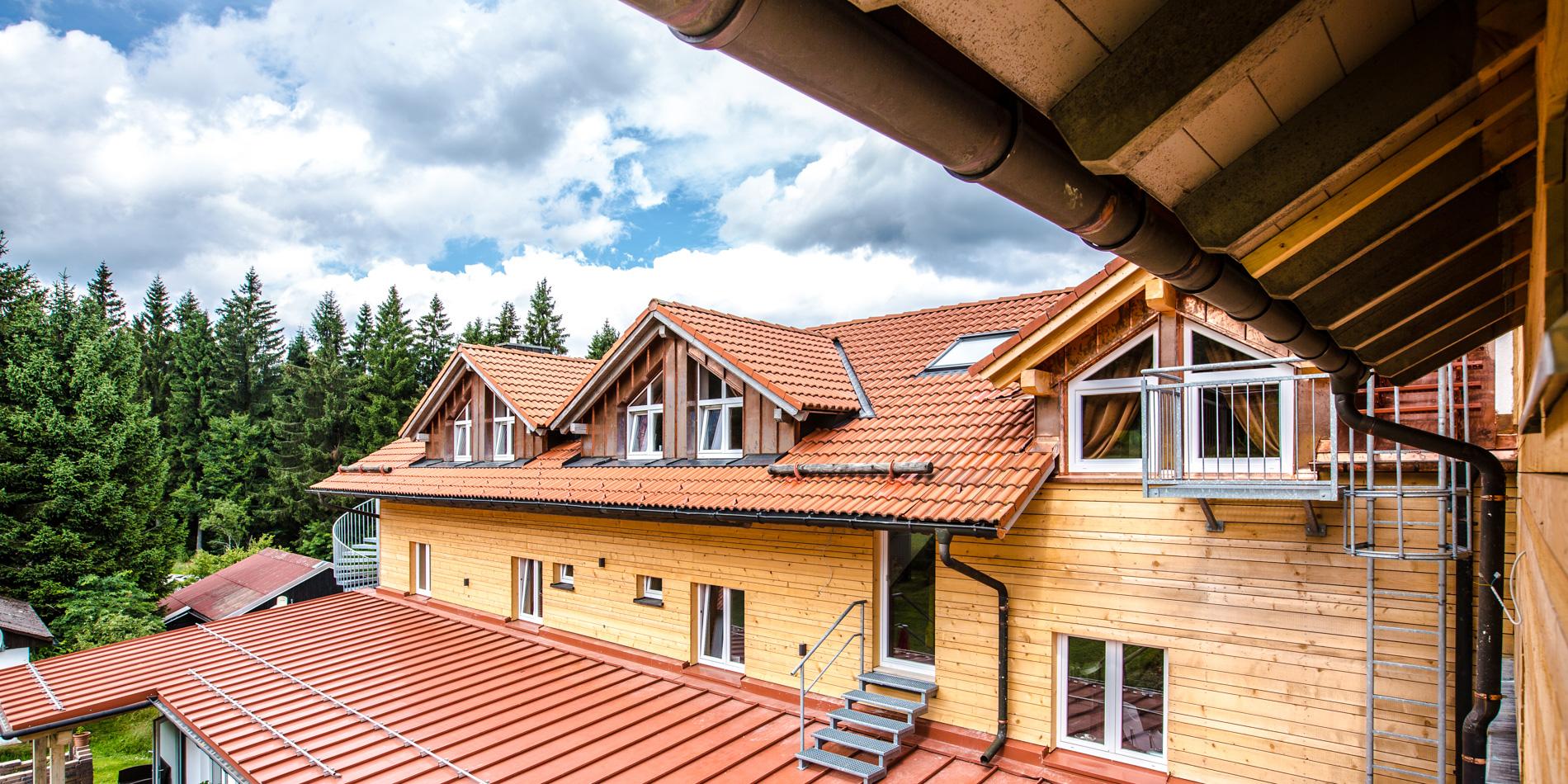 Referenzhaus Spenglerei Holzbau Eiler
