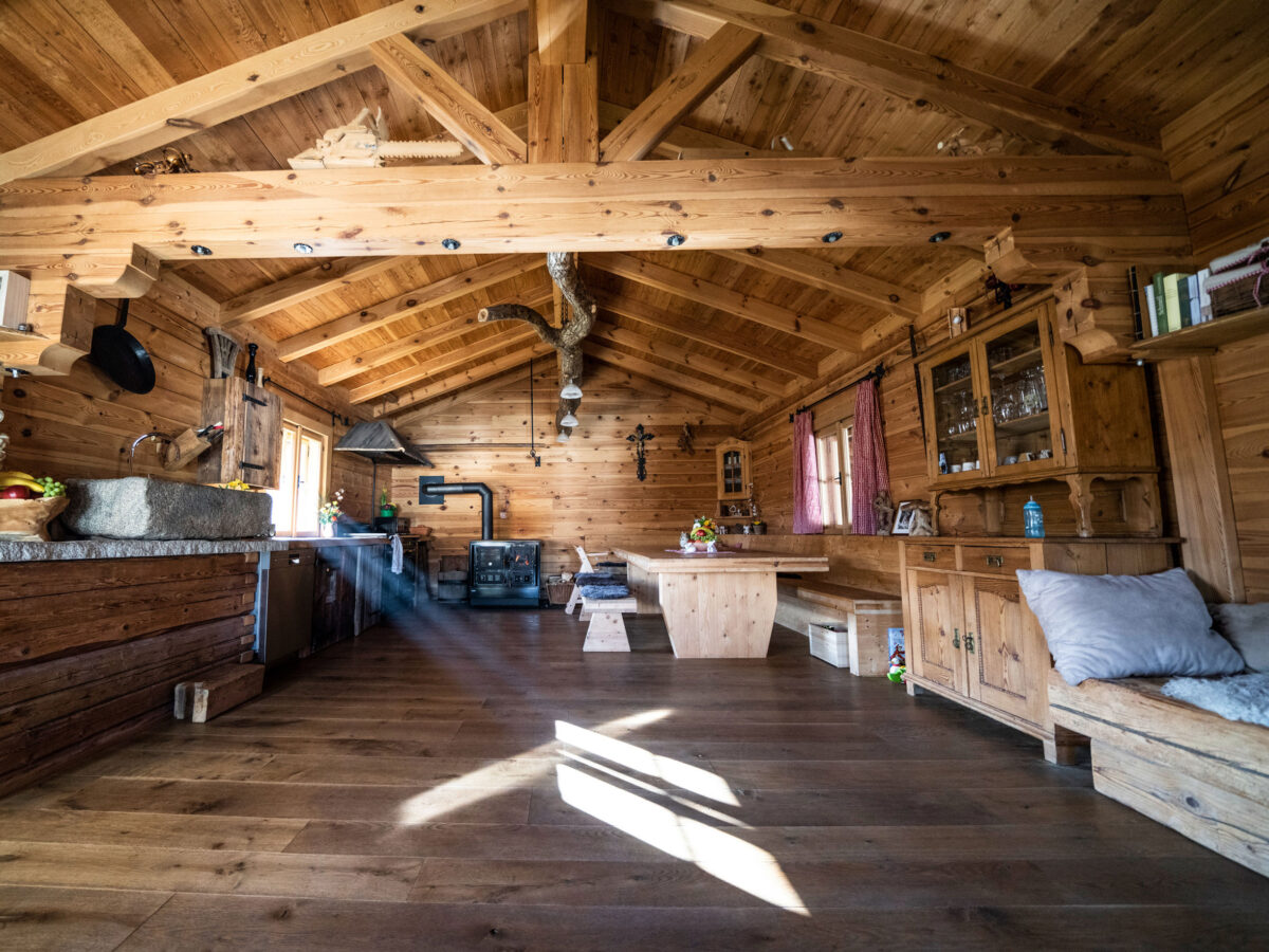 Holzbau Eiler Blockhaus