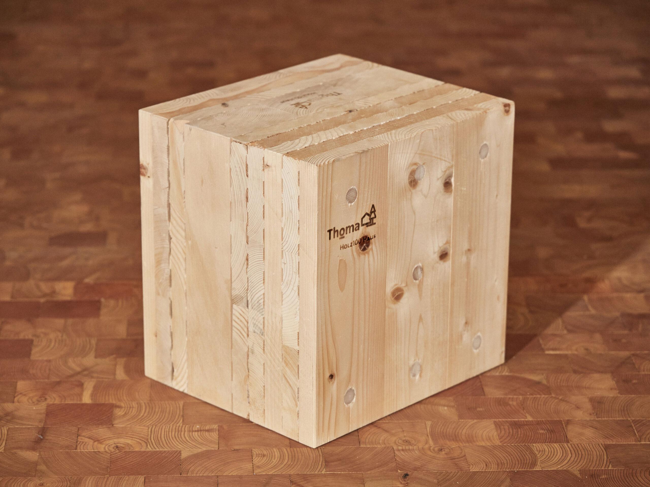Holzbau Eiler Thoma System