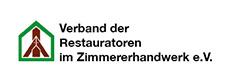 Logo Verband der Restauratoren im Zimmerhandwerk e.V.